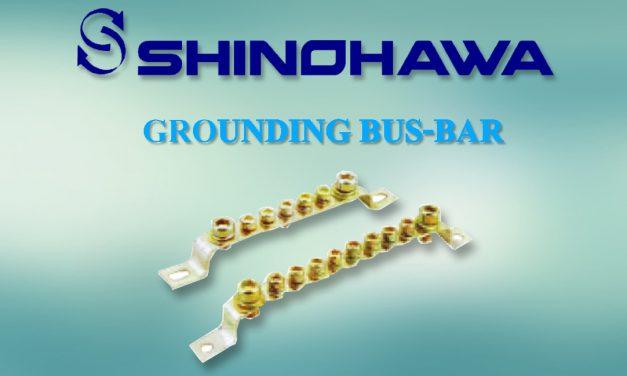 SHINOHAWA : GROUNDING BUS-BAR